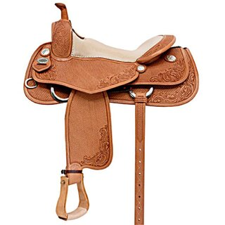 Western Saddle Bobs Cowhorse