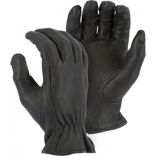 Gloves deerskin black