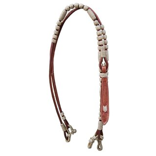 Romal Reins Leather