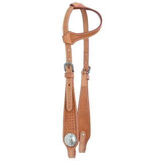 One Ear Headstall with concha
