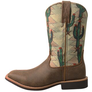 Western Boot cactus  for Kids Twisted X