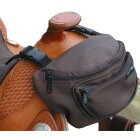 Saddle bag for fork in three colours