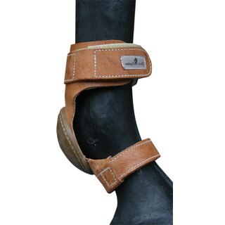Classic Equine Skid Boots leather