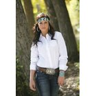 Shirt for Ladies by Cinch white M (medium)
