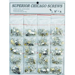 Chicago Screw Card