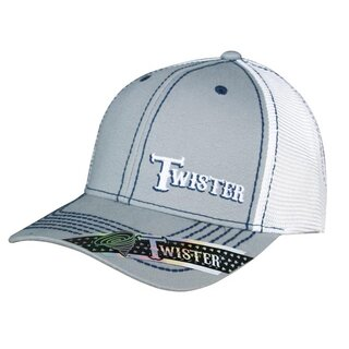 Baseball Cap Twister grey