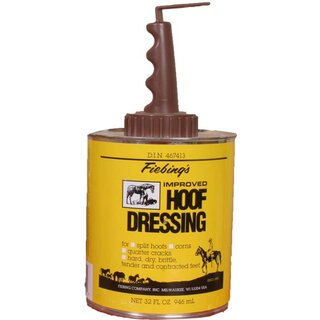 Fiebings Hoof Dressing mit Pinsel 946 ml