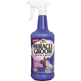 Absorbine Miracle Groom Fellreiniger