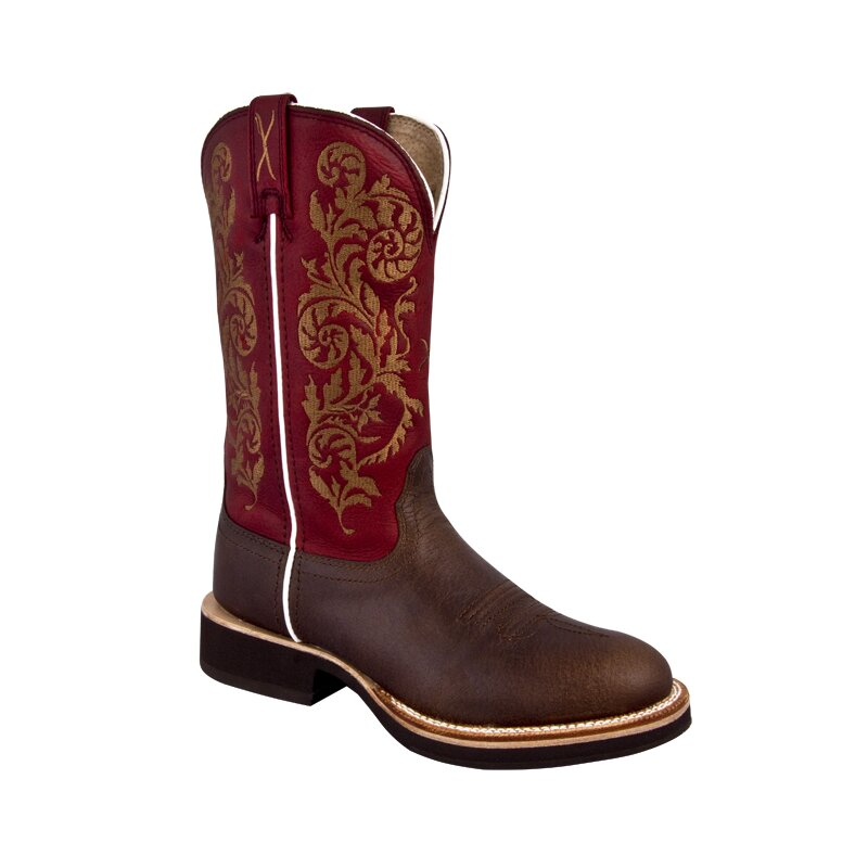 X Twisted Cowboystiefel Women's Red Horseman OXZkuPi