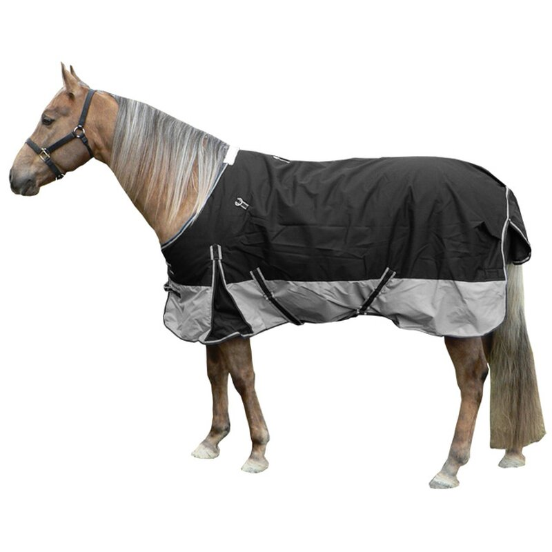 Cuddly Horse Rug For Winter